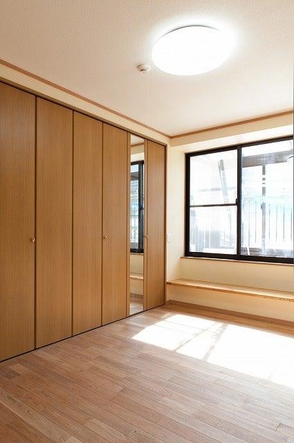 北陸富山の大工棟梁『肥塚建築』 建物・自然探訪-2階寝室01