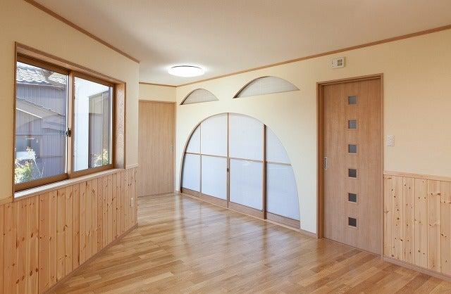 北陸富山の大工棟梁『肥塚建築』 建物・自然探訪-1階リビング04