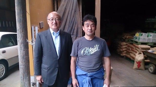 澁谷耕一の毎日の出会いに感謝-石井さんと私