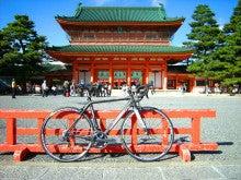 $京都→吹田 チャリンコ通勤!!