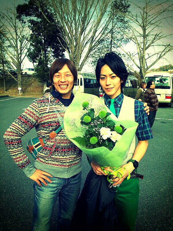 廣瀬智紀さんからメッセージいた...