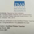 PMA公認ピラティス…