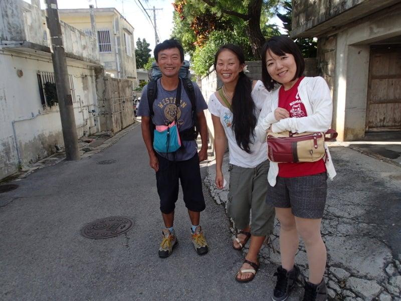 歩き人ふみの徒歩世界旅行 日本・台湾編-KEIKOさん達と