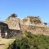 天空の城「竹田城跡」と生野銀山の画像