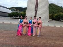 $花柳流花柳七智紫ブログ『日本舞踊の楽しさを伝えたい!』-韓国舞踊の方々と