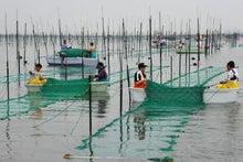おいでメッセ柳川 スタッフのブログ-海苔網