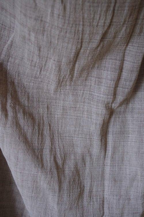 *カンボジアの綿クロマーと赤ちゃん帽子のお店*-ムラ糸ショールストール/クロマー
