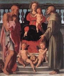 ①続/ルネッサンスの真の意味~「聖会話~Sacra conversazione」その1 ...