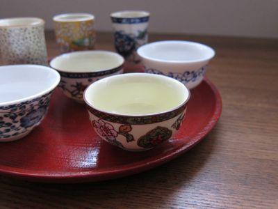 $チャレンジ アレンジ レシピ-茶器4