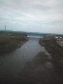 $メイブレラン潟さんのブログ-川を渡り、市街地へ