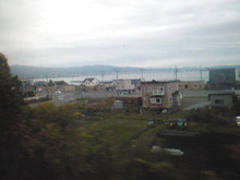 $メイブレラン潟さんのブログ-北海道らしい市街地