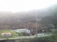 $メイブレラン潟さんのブログ-山に挟まれた集落
