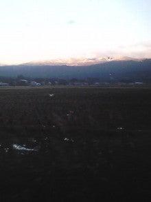 $メイブレラン潟さんのブログ-岩手山より雄大な山々