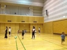 Cache-PAPA活動日記-ビーチボール2