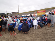 国際武道大学・勝浦ライフセービングクラブ