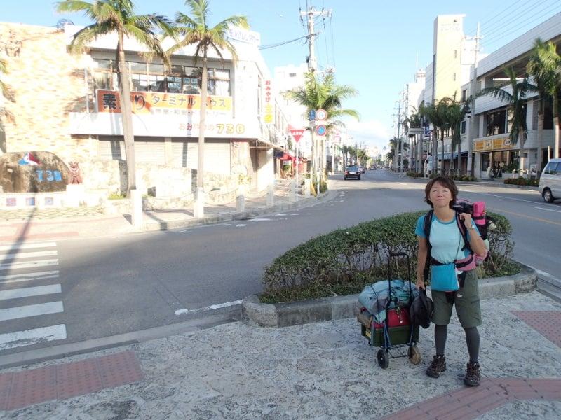 歩き人ふみの徒歩世界旅行 日本・台湾編-石垣島