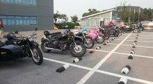海南潜水 hainandivingのブログ-バイク