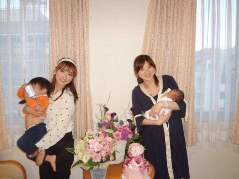 25ans BM大八木文香ちゃんの出産のお祝い♡ | エステではんなり華ブログ