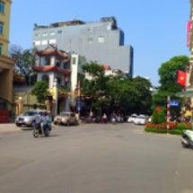 ベトナムの首都、ハノ…