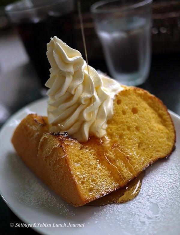●[渋谷&恵比寿]ランチ・ジャーナル-松涛ケーキバタートースト2