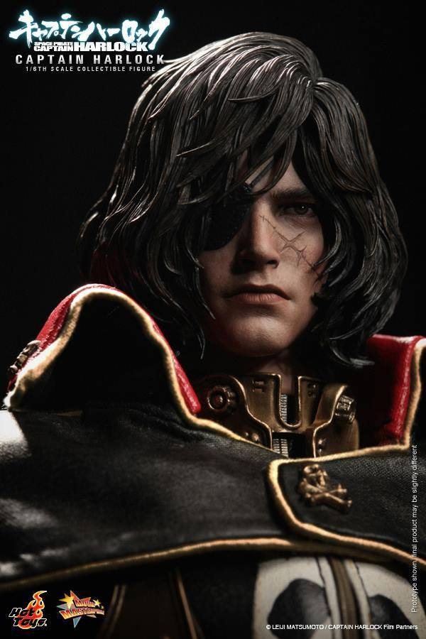 HOTTOYS キャプテンハーロック ...