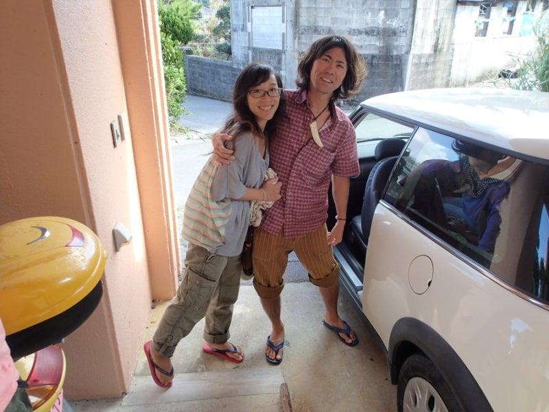 歩き人ふみの徒歩世界旅行 日本・台湾編-二人2