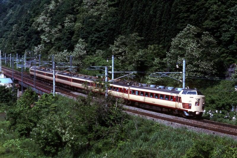 雄勝峠にて(1990年) | としの...