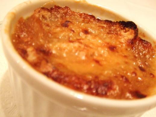 オニオングラタン・スープ