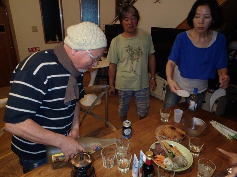 歩き人ふみの徒歩世界旅行 日本・台湾編-屋内へ