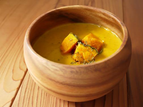 スープ レシピ かぼちゃ