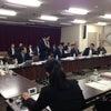 『内閣委員会等に出席』の画像