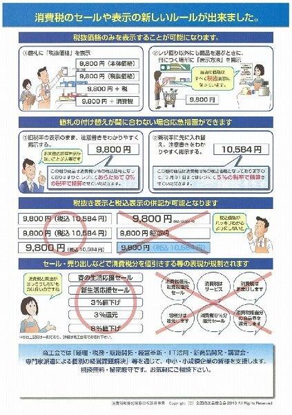 法 転嫁 措置 消費 税 対策 特別