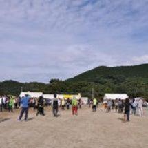 訓練競技会in久山。