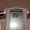 本日の体重 2013/10/31の画像