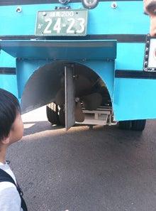 板橋ではたらく榎本稔のブログ-バスのスクリュー