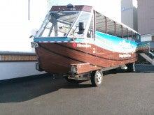 板橋ではたらく榎本稔のブログ-亀戸発 水陸両用バス