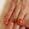 オレンジハロウィン!の画像