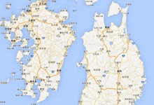 はすのやにっき-九州と北東北と