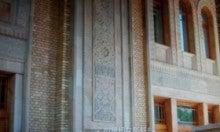 「不動産投資と旅」現役大家さん、現役投資家の生の声を聞かせます。-彫刻2 ウズベキスタンのナヴォイ劇場