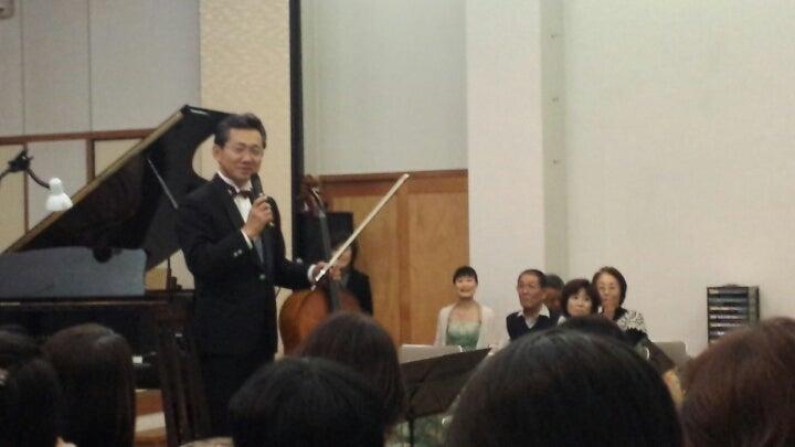 (未定稿)善教寺サロンコンサートに来ました!