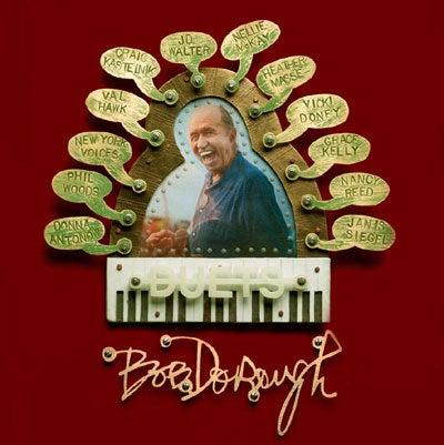 """$""""ボーカルを楽しむ会"""" ウェブマスターのつぶやき-Dob Dorough / DUETS"""
