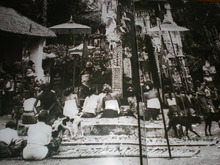 夫婦世界旅行-妻編-昔のバリ