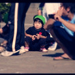 二歳児の運動会