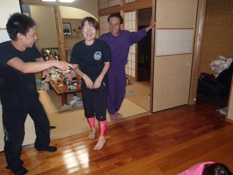 $歩き人ふみの徒歩世界旅行 日本・台湾編-社長夫婦とY兄