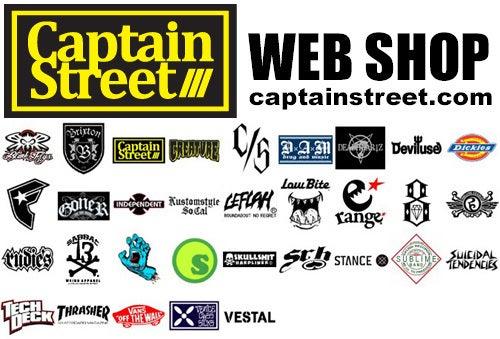 -CAPTAIN STREET-
