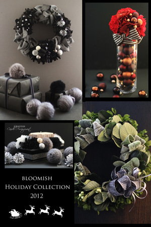 $bloomish東京・自由が丘・田園調布プリザーブドフラワー&アーティフィシャルフラワー教室