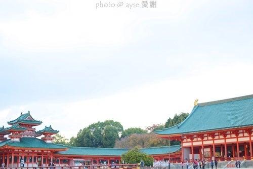 京都散歩の旅-平安神宮