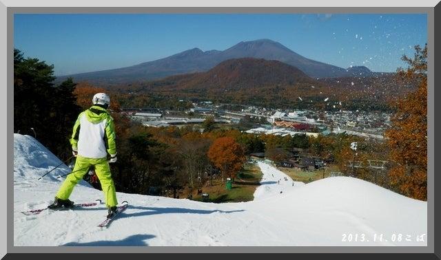 ロフトで綴る山と山スキー-1108_1038