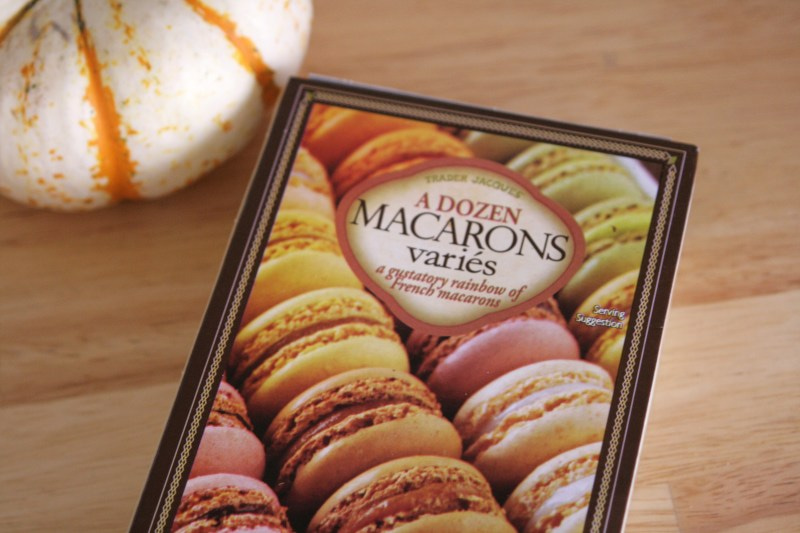 trader joe's macaron
