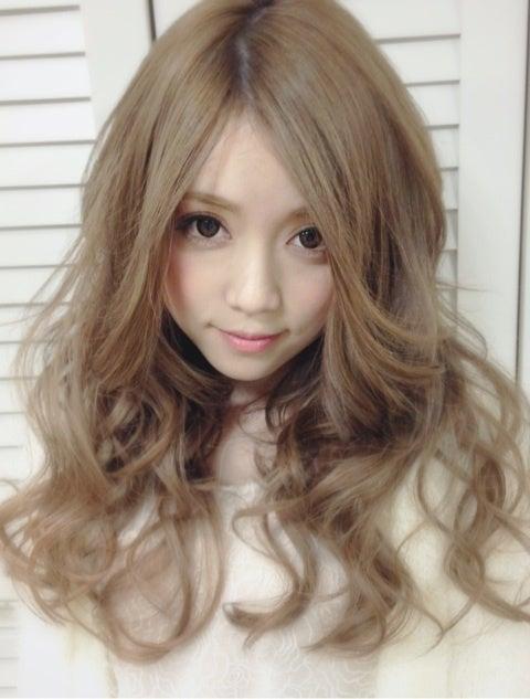 前髪シールエクステ×おりもあいちゃんbyKo-ji | 美容室アンク ...